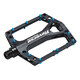 Reverse Black ONE Pedals blue/black